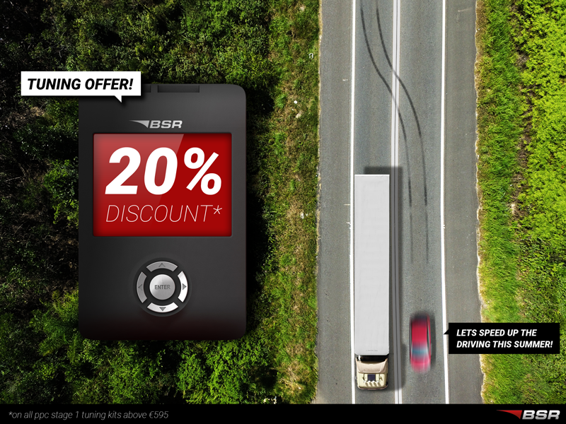 TUNING DISCOUNT - 20% OFF!